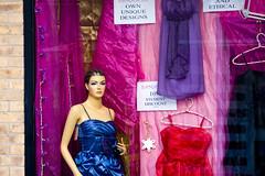 Shazam! Women (Erich Kesse) Tags: cambridge mannequin unitedkingdom dressmakers dressshop clothier clothingstore clothingshop cambridgeshireengland