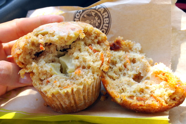 Starbucks Low Fat muffin-1