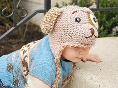 Dog Muzzle Knitting Pattern : The Worlds most recently posted photos of crochet and frenchbulldog - Fl...