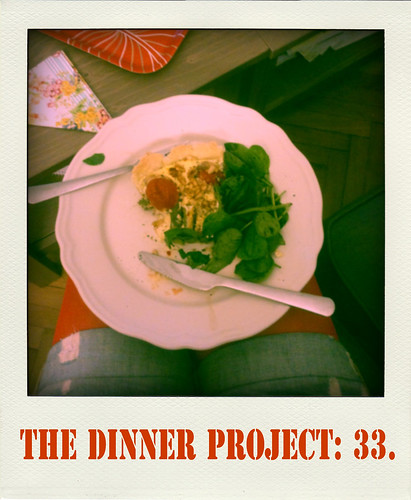 the dinner project: kw 17