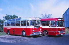 Highland Omnibuses B64 BA1 Wick (Guy Arab UF) Tags: bus buses scotland coach 1966 highland alexander midland 1961 ba1 reliance aec omnibuses duple macbraynes ytype b64 198cus scottishomnibuses 2mu3rv 2u3ra sottishbusgroup ews121d