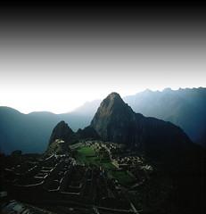 15 - Machu Picchu at Dusk