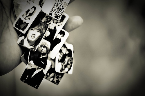 Super Junior Keychain