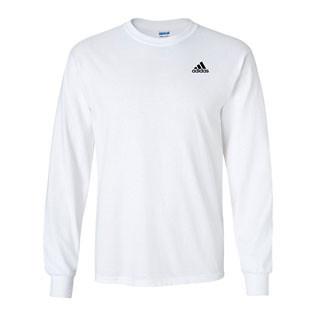 Promotional Items-Gildan - Ultra Cotton Long Sleeve T-Shirt (White)  16923