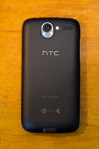 HTC Desire Camera Mod