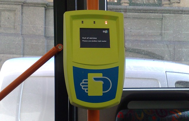 POTD: Myki still unreliable