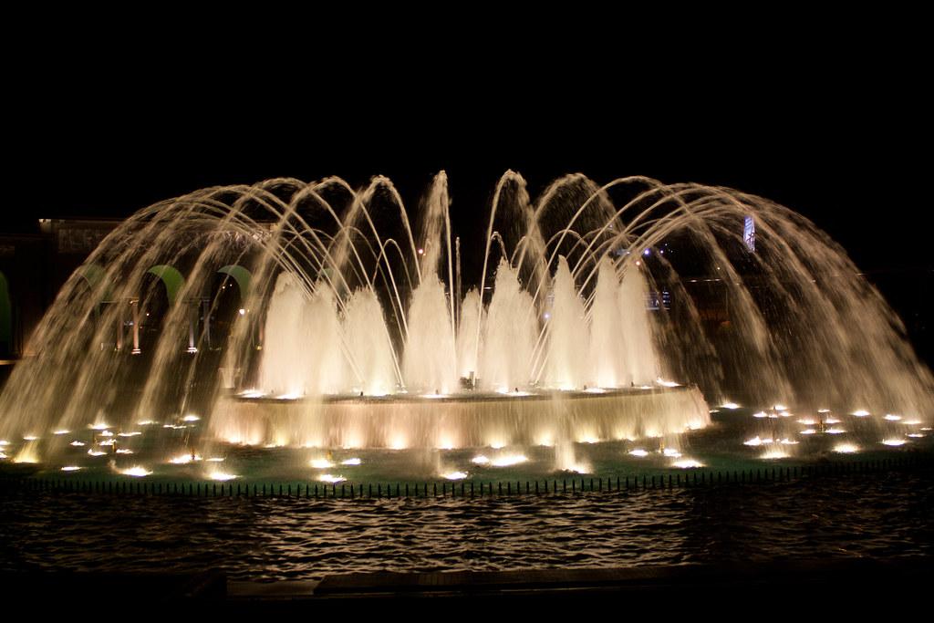 Parque das Aguas Magicas, Lima, Peru