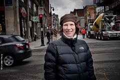 La professeure Marie-Soleil Cloutier, du Centre Urbanisation Culture Société