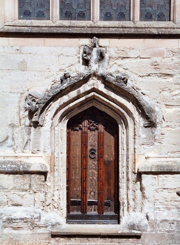 Church Door, Stratford