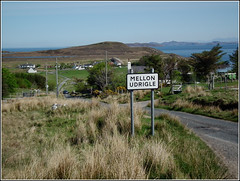 Mellon Udrigle (Ben.Allison36) Tags: road uk landscape bay scotland ross highlands shot pano scenic scottish panoramic finepix cromarty crofting hamlet mellon wester rossshire gruinard hs10 udrigle a832