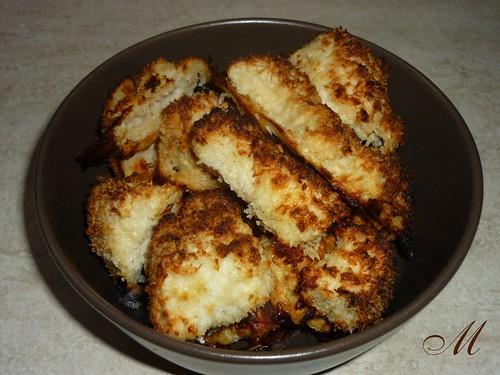 Bocconcini di pollo al cocco
