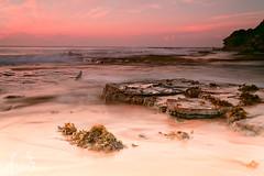 Turimetta Beach Pastels