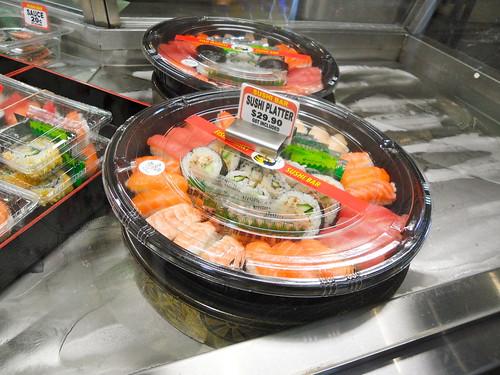 Sydney Fish Market Sushi Platter