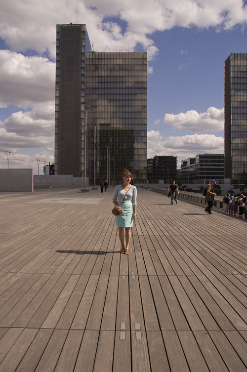 Bibliothèque Nationale, Paris
