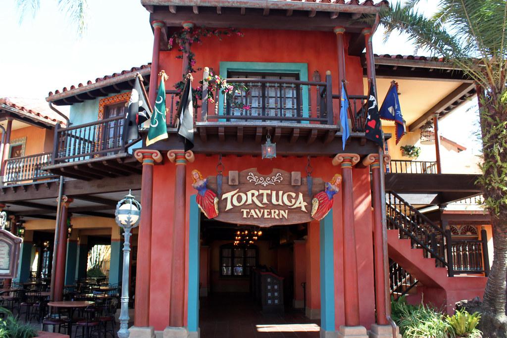Tortuga Tavern At Disney Character Central