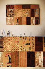 untitled-45 (MagneticGrain) Tags: wood mosaic modular patchwork furnishings magnetic walldecor tileart woodtiles vintagedecor woodcollage salvagedwood homeaccents modularart woodmosaic reclaimedmaterials wallaccent decortiles woodwalldecor woodpatchwork vintagewoodart magneticdecor magneticwood
