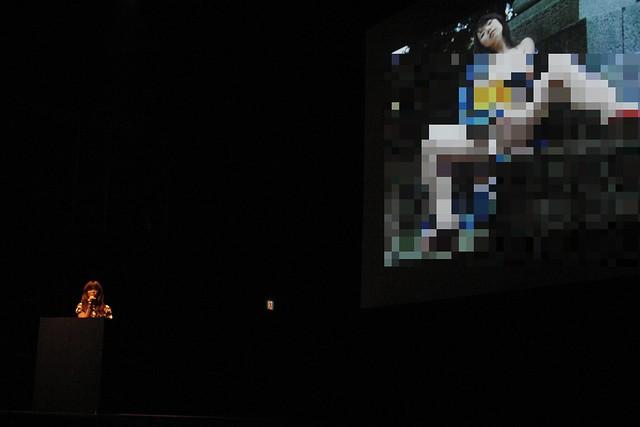"Misato Kuroda shows her works ""Sawako"""