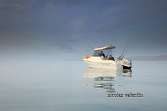 Quicksilver (Nicolas Valentin) Tags: sea scotland boat quicksilver ecosse crinan nicolasvalentin skatefishing kayakscotland fishingscotland