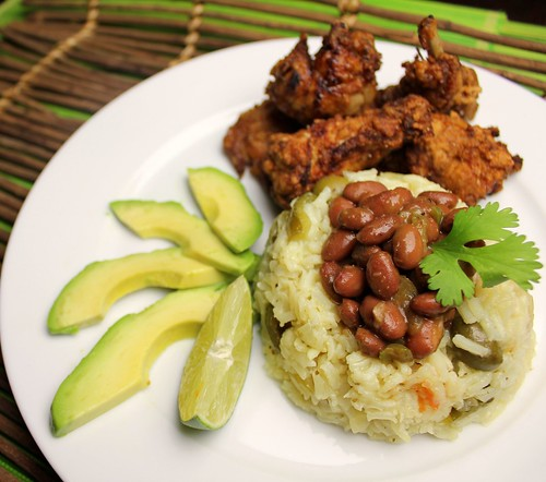 Fried Chicken Chunks (Chicharrones De Pollo) Dominican Recipe ...