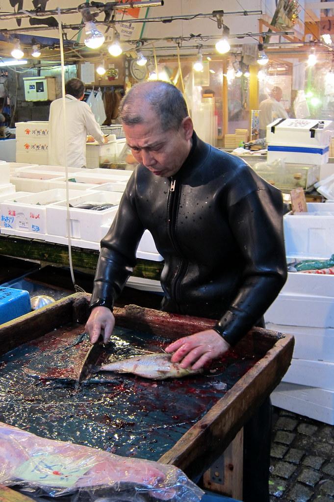 Tokyo: Tsukiji Jonai Shijo