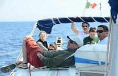 lazy boat (sharkoman) Tags: light sea relax barca mare pace calma luce silenzio pausa sharkoman sharingworkshop
