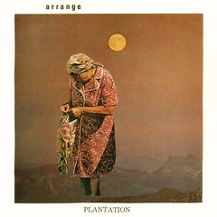 Arrange - Plantation LP (collageartbyjesse) Tags: art collage vinyl plantation albumart arrange jessetreece