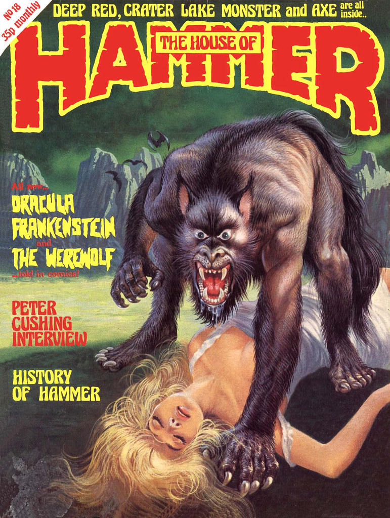 House Of Hammer Magazine - Issue 18 (1980)