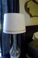 Lamp Gold Ric Rac