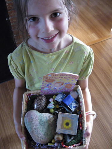 Aria's treasure box