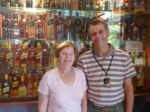 Visiting Bundaberg Rum