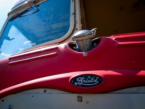 Bristol Bus Fuel Cap