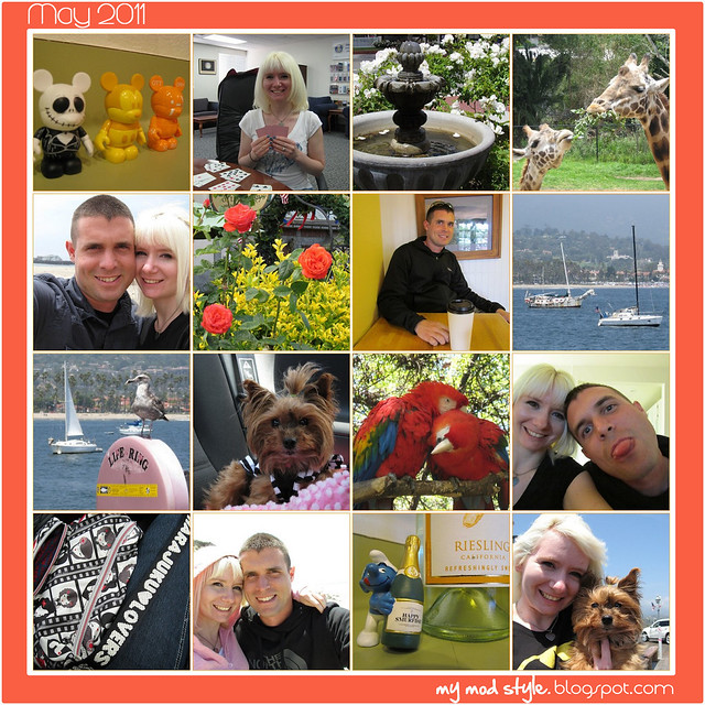 Monthly Mosaic May 2011
