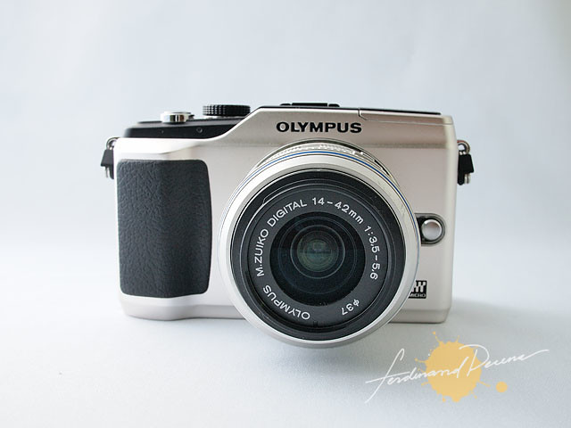Olympus PEN E-PL2 now in the Philippines