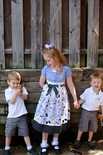 Kids Easter 2011