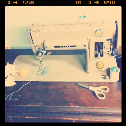 gram's sewing machine