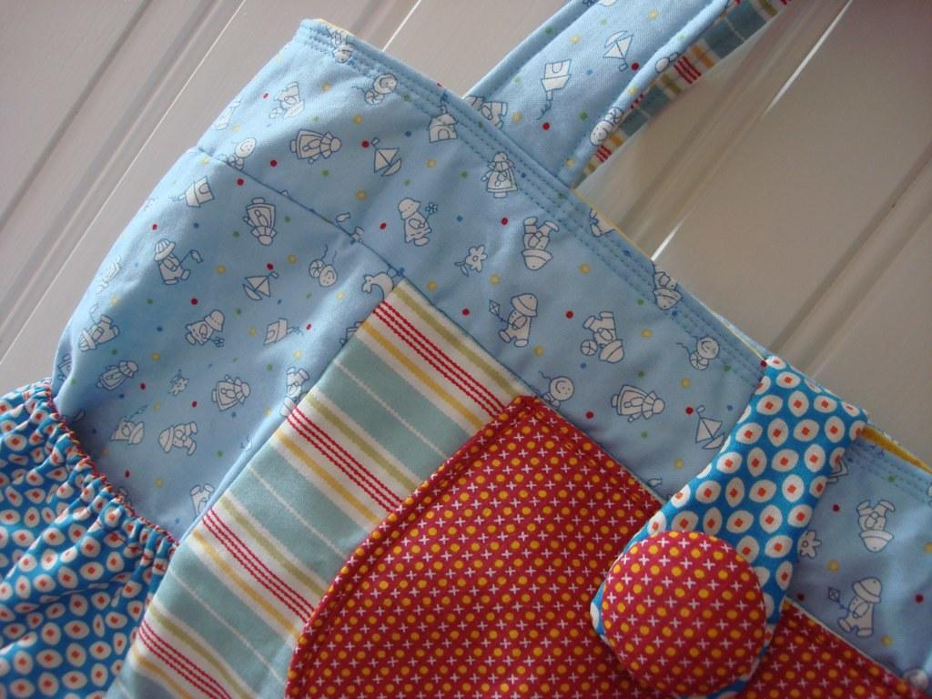 Baby Bag Detail