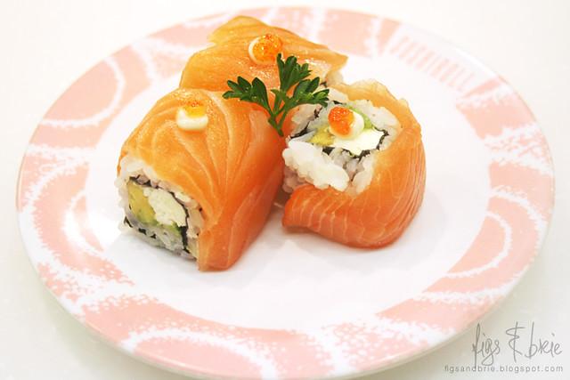 Philadelphia Roll, Sushi Roll