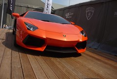 Aventador (BenGPhotos) Tags: new orange car explore silverstone lamborghini supercar v12 2011 explored worldcars aventador
