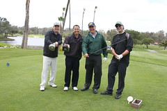 Brad Collins, John Chaurapun, Doyle and Zack Hannan