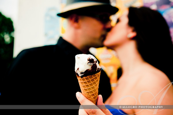 long-island-ny-engagement-session-home- cold in front, steamy behind- ice cream prop yumminess