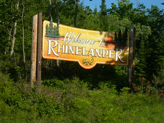 Welcome to Rhinelander Wisconsin