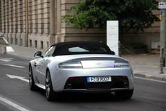 Aston Martin V8 Vantage S Roadster (LuxuriousDeidesheim) Tags: canon eos am martin d frankfurt main s efs v8 aston vantage roadster 550 18135 luxuriousdeidesheim