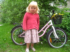 Lulu and her Favourite Bicycle