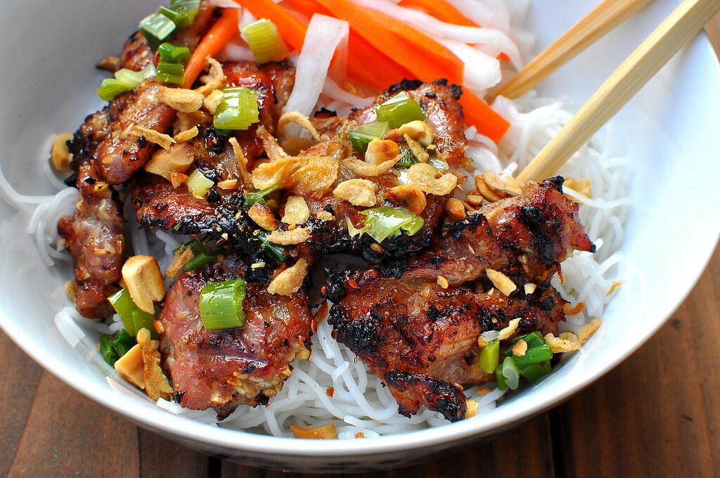 recipe: bun thit nuong recipe [12]