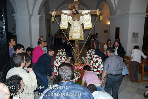 Subida del Cristo 2011