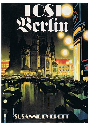 Lost Berlin front cover