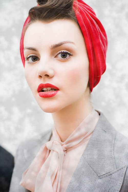 Head scarves, je t'aime