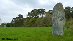 Balade en Bretagne (Pegasus & Co) Tags: menhir mégalithe bretagne dolmen nature celtique celt brittany breton morbihan ブルターニュ breizh bretagna histoire history land people château duché бретань mer 布列塔尼 britannia