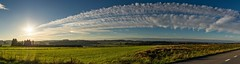 Panorama Laneuville (peterfatson) Tags: pentax k3 35mm f24 panorama nuage cloud paysage landscape soleil
