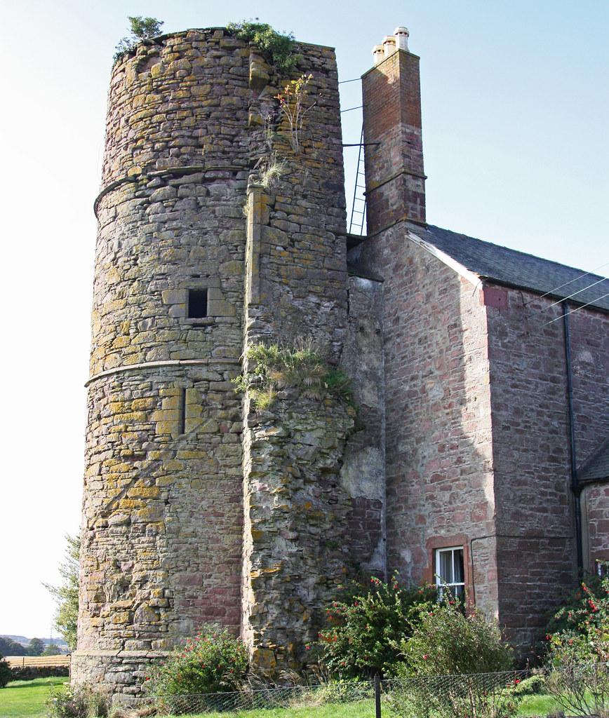 Balfour castle angus